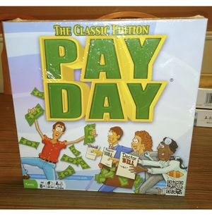 PAY DAY Board Game - The Classic Edition - 2014 - Hasbro - for Sale in Aliquippa, PA