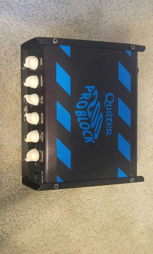 Used Quilter Pro Block 200 Guitar amp for Sale in Tampa, FL