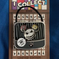 Disney I Collect Jack NBC Pin for Sale in Whittier,  CA