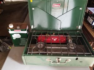 Coleman camper grill for Sale in Bensenville, IL