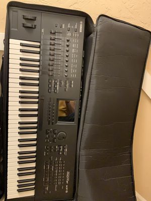 Yamaha Motif XF6 keyboard in excellent condition. for Sale in Centreville, VA