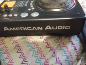 American audio pro CD player\ DJ table for Sale in Piedmont, SC