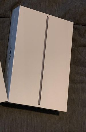 Ipad air 256gb 3rd gen Space Gray Wifi only SEALED for Sale in Doral, FL