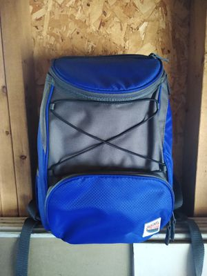 Picnic Time PTX Backpack Cooler, Black for Sale in Indianapolis, IN