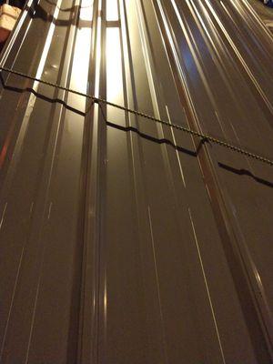 New Metal Roofing, 8 ft. ... 29 gauge. Panels for Sale in Corona, CA