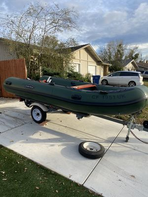 inflatable boat for Sale in North Highlands, CA