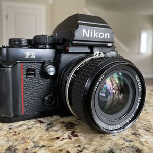 Nikon F3 HP and 24mm 2.8 AI-s Lens for Sale in Sherwood, OR