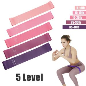 Pink Resistance exercise Bands (5) for Sale in Vista, CA