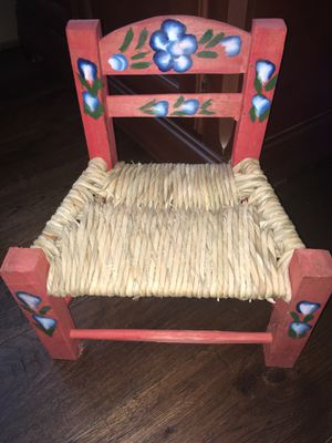 Kid Mexico Chair for Sale in Houston, TX