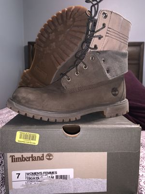TIMBERLAND W BOOTS for Sale in Thornton, CO