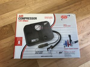 AAA Air Compressor Tire Inflator for Sale in Dallas, TX