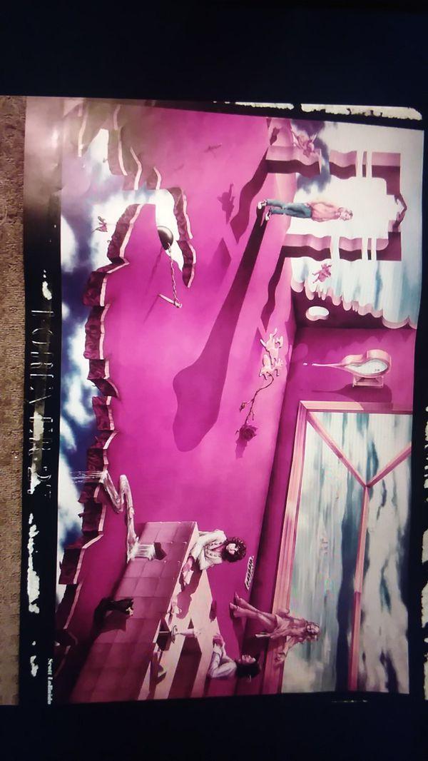 Artwork prints metal tins poster & canvas wall art