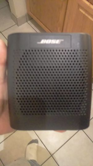 Bose soundlink Bluetooth speaker for Sale in Coon Rapids, MN