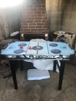 MD sports air hockey table for Sale in La Mirada, CA