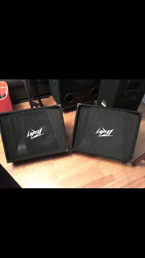 Peavy. Monitors. passive almost new conditions price.for both. El Precio es por el par .$325 for Sale in Lake Worth, FL