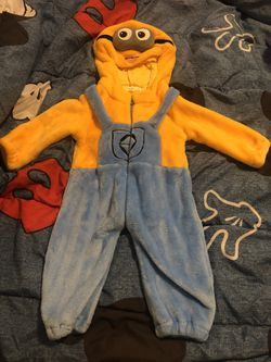 Baby Minion Costume for Sale in Damascus,  OR