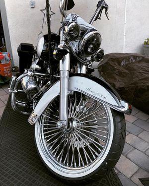 1999 softail Harley Davidson Fully dressed for Sale in Covina, CA