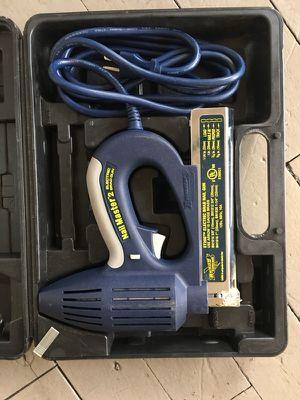 Electric nail gun - Brad nailer for Sale in Seattle, WA