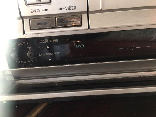 Sony DVD Recorder RDR-VX530 w Remote