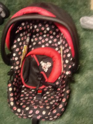 Cosco Minnie Mouse Carseat && Stroller for Sale in El Dorado, AR