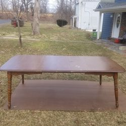 Wood Dining Room Table for Sale in Bensalem,  PA