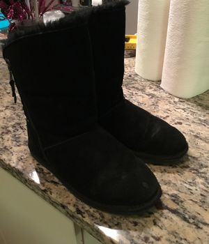 Clark's ugg like boots size 7 for Sale in Dallas, TX