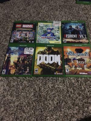 Xbox games *read* description * for Sale in Henderson, NV