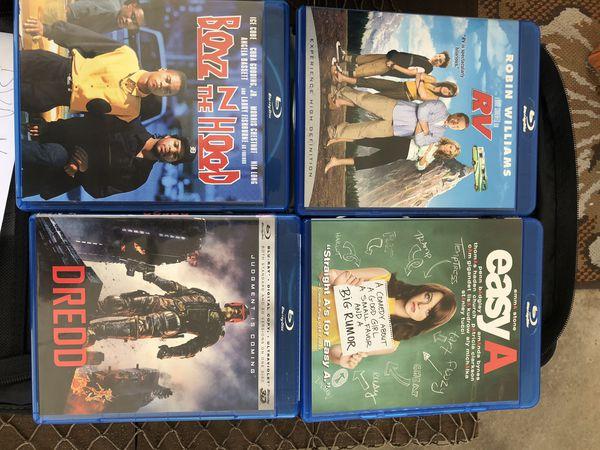Blueray Movies