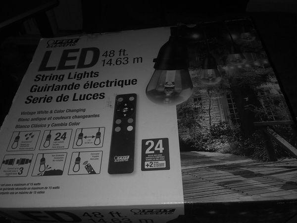 300 Value Feit Electric 48ft 48 Footlong Weatherproof Led