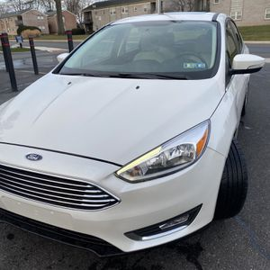 2018 Ford Focus Titanium for Sale in Akron, PA