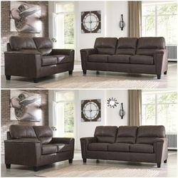 🎵Navi Chestnut Living Room Set🎵⏰39 DOWN⏰ for Sale in Houston,  TX
