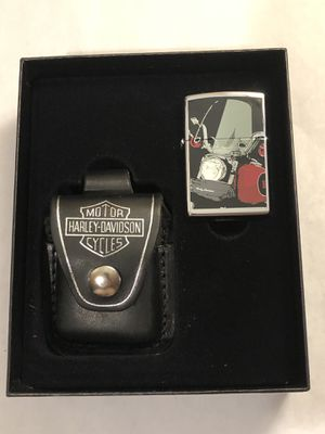 Vintage 1997 Zippo Harley Gift Set for Sale in Southwest Ranches, FL