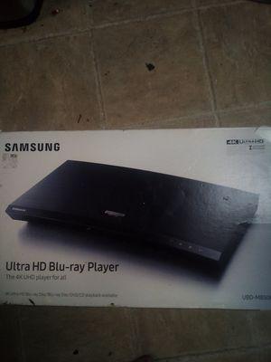 Samsung 4k Ultra HD Blu-ray Player for Sale in Seattle, WA