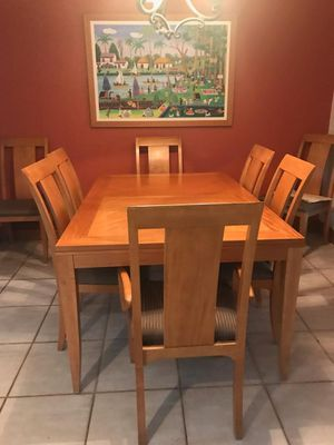ETHAN ALLAN DINING ROOM SET!! for Sale in Miami, FL