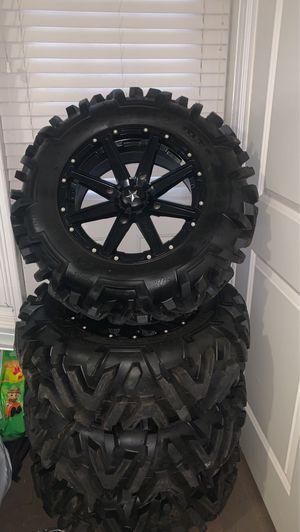 Polaris UTV tires for Sale in Houston, TX