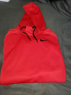 Nike Red Hoodie Sweatshirt for Sale in Alexandria, VA