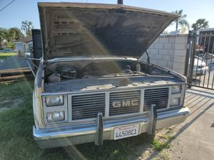 1985 GMC truck parts c30 for Sale in Montclair, CA