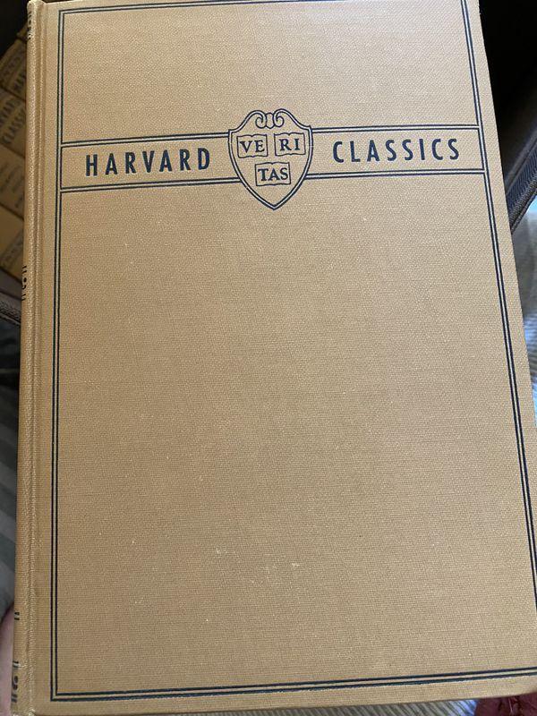 Harvard Classics Five-Foot Shelf of Books Complete