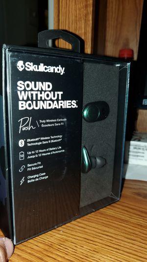 Skullcandy Push. Truly wireless earbuds for Sale in Pomona, CA