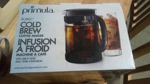 Primula Cold Brew Coffee Maker for Sale in Brooklyn, NY