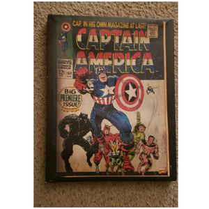 Captain America wall art for Sale in Hershey, PA