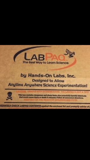 Lab kit lab paq for Sale in El Dorado, AR