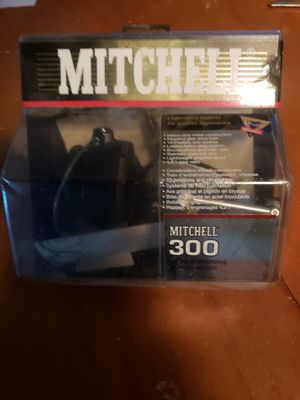 Mitchell 300 fishing reel new for Sale in Forked River, NJ