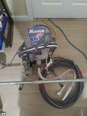 Magnum Graco XR 5 paint spyer for Sale in San Leandro, CA