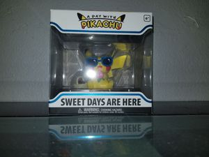 Pikachu sweet days are here funko for Sale in San Diego, CA