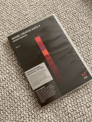 ADOBE Creative Suite 4 for Sale in Portland, OR