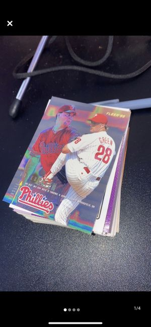 90s Baseball cards for Sale in Shepherdstown, WV