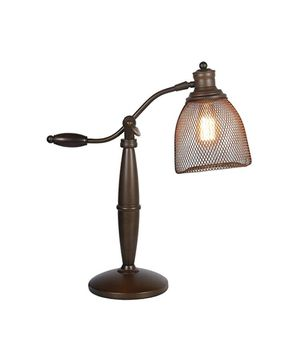 New! Industrial Antique Brown Table Lamp (262) for Sale in Santa Susana, CA