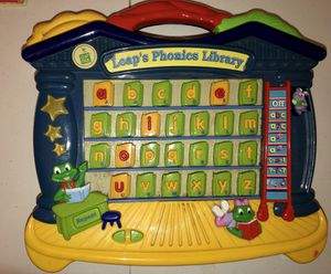 Leap Frog Phonics Libraty for Sale in Port St. Lucie, FL