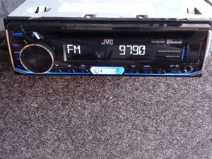 JVC Bluetooth stereo for Sale in San Diego, CA